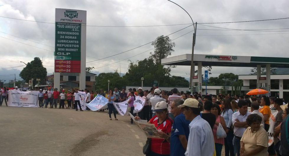 Moyobamba acata paro regional de 48 horas - 5