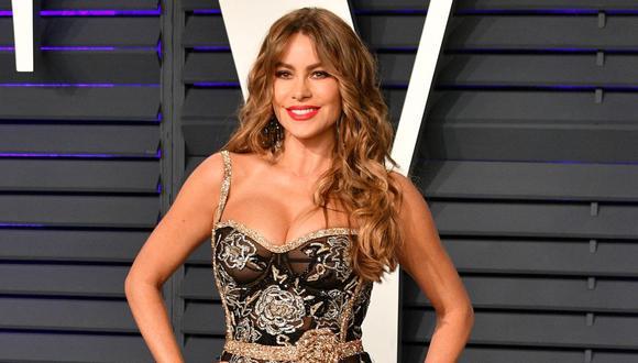 Sofía Vergara negocia ser jurado en America's Got Talent y entrar a Telemundo. (Foto: AFP)