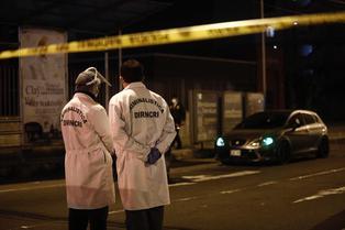 San Miguel: persecución policial termina con un adolescente fallecido