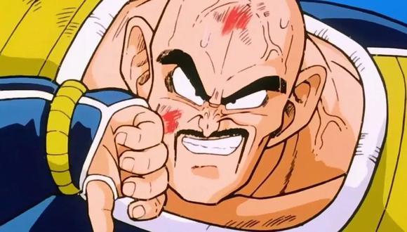 """La muerte de Nappa es uno de los momentos claves de la historia, que ocurrió en los primeros episodios de """"Dragon Ball Z"""" (Foto: Toei Animation)"""