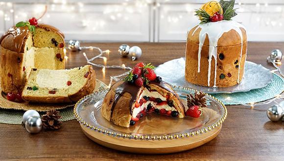Uno de los panetones por los que puedes optar para realizar estos buenísimos postres es el panetón Blanca Flor. Anímate a intentar estas recetas en casa y sorprende a la familia esta Navidad.  (Foto: Difusión)