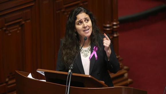 """Patricia García: """"Queremos hacer más eficiente el INEN"""""""