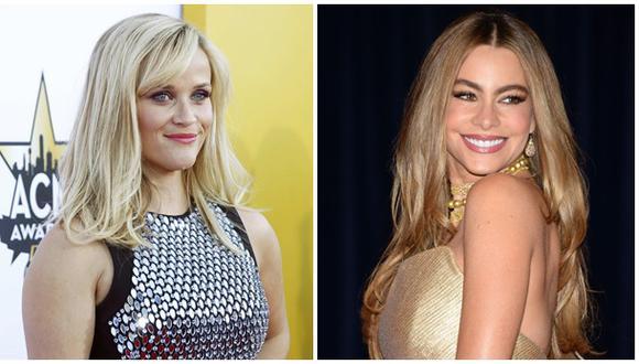 "Reese Witherspoon y Sofía Vergara protagonizan ""Hot Pursuit"""