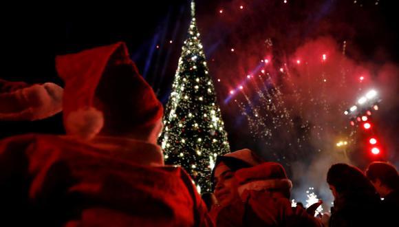 Descubre más de 50 saludos  de navidad que hay en todo el mundo. (Foto: Reuters)