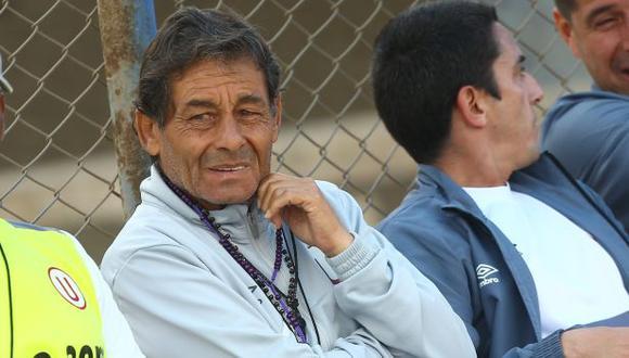 Roberto Chale y sus pésimos números en torneos internacionales