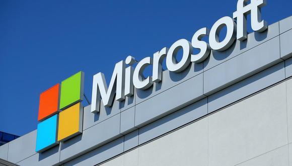 Microsoft. (Foto: Agencia)