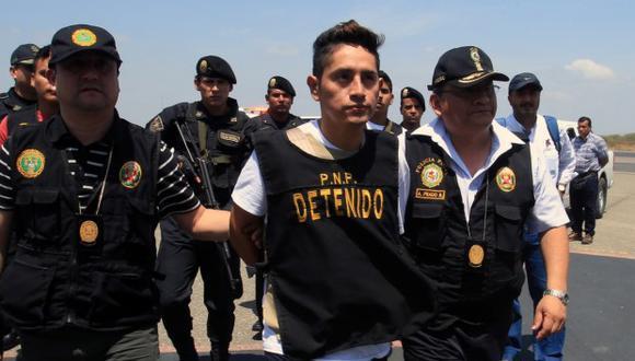 Gerald Oropeza se encuentra recluido en un penal de Puno. (Foto: GEC)