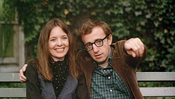 """Diane Keaton sobre Woody Allen: """"Es mi amigo y continúo creyendo en él"""""""