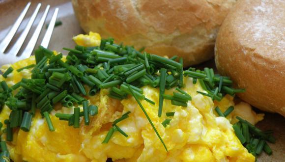 El  huevo revuelto es uno de los favoritos para desayunar junto a pan o tostadas. (Foto: Markéta Machová / Pixabay)