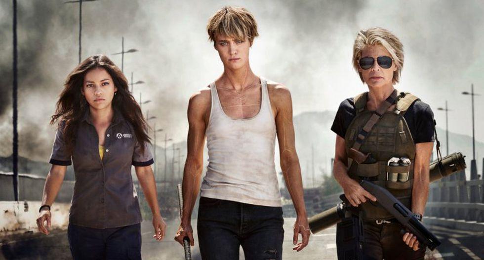 Terminator: destino oculto. (Foto: Difusión)