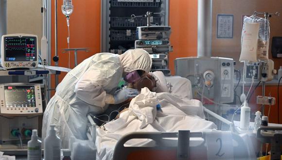 Coronavirus en Italia | Últimas noticias | Último minuto: reporte de infectados y muertos hoy, lunes 30 de noviembre del 2020 | Covid-19 | (Foto: Alberto PIZZOLI / AFP).