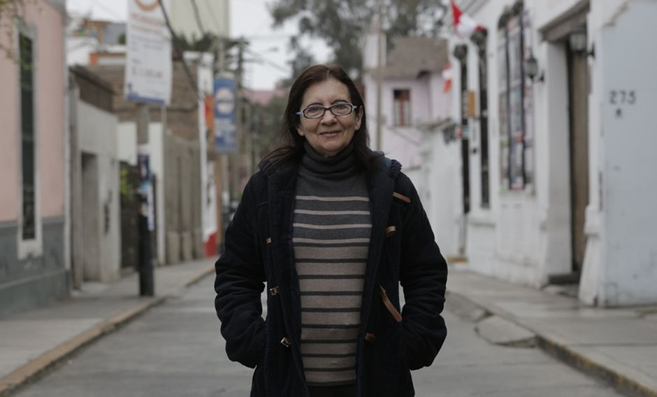 Carmen Ollé. (Foto: Piko Tamashiro/ USI)