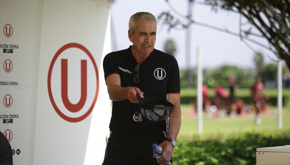 El uruguayo deja a la U en el cuarto puesto, con 13 puntos, a tres del líder Alianza Universidad. (Foto: Jesús Saucedo / GEC)