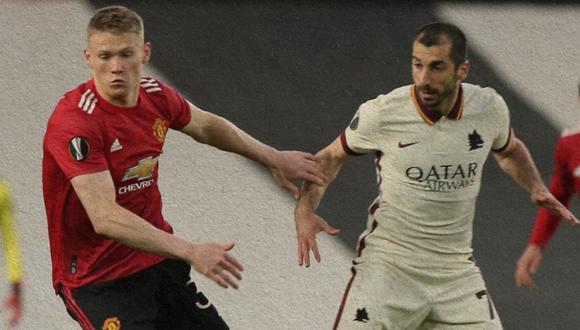Manchester United vs Roma, partidazo por la semifinal de ida de la Europa League | Foto: @ManUtd_Es
