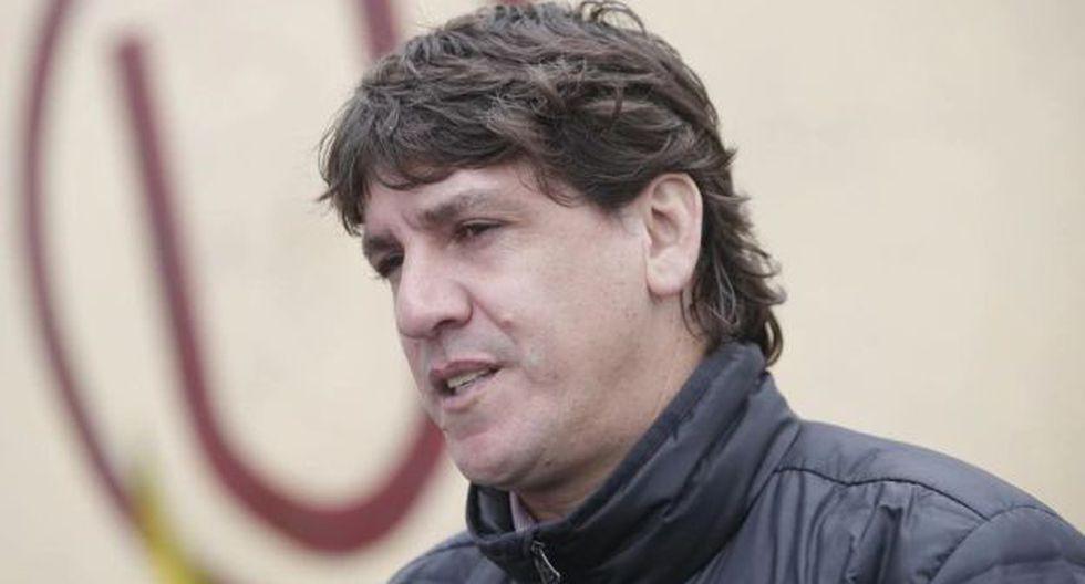 Jean Ferrari asumió el cargo de gerente deportivo de Universitario de Deportes en agosto pasado. (Foto: GEC)