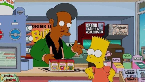 """""""Los Simpson"""" no usará actores blancos para dar voz a personajes de minorías étnicas. (Foto: FOX)"""