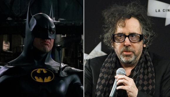 Tim Burton reveló por qué no dirigió otra película de Batman