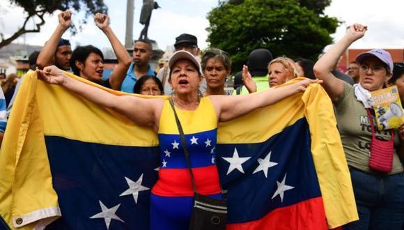 Casi cuatro meses después del rebrote de la crisis política en Venezuela, las cosas podrían estar empezando a cambiar. (Foto: Getty images, vía BBC Mundo)