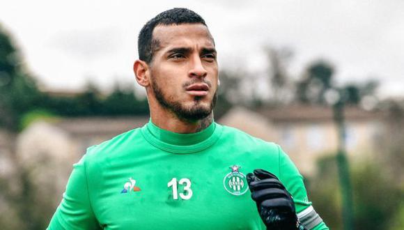 Miguel Trauco ha participado en 23 de los 33 partidos de Saint-Étienne en lo que va de la temporada de la Ligue 1. (Foto: Saint-Étienne)