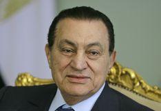 Muere Hosni Mubarak, el expresidente de Egipto que fue derrocado en el 2011 durante la Primavera Árabe