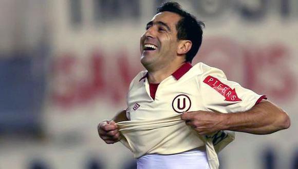'Chino' Ximénez buscará en Cienciano ampliar marca de 76 goles