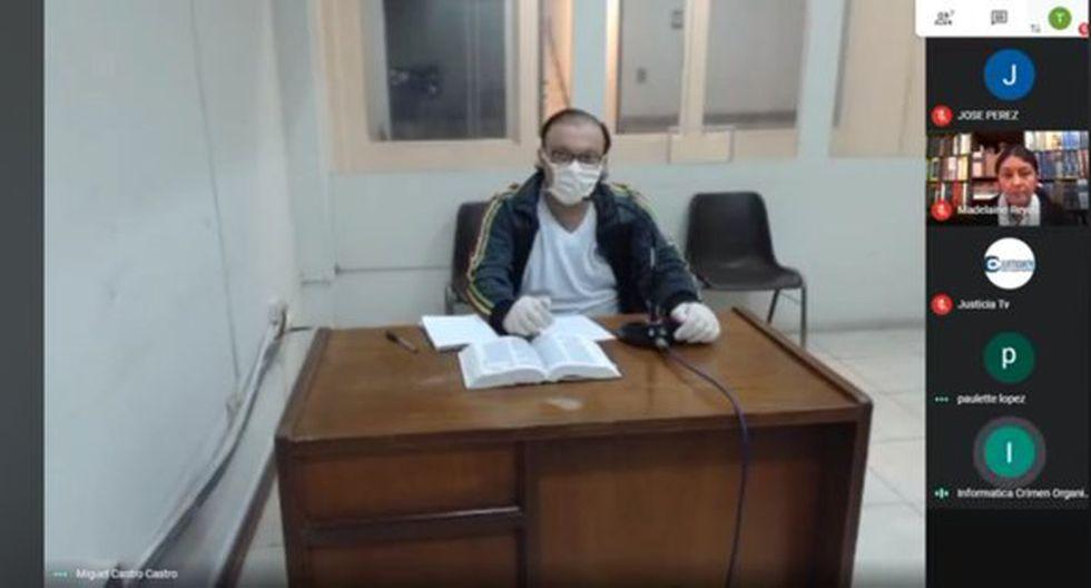 El juez Víctor Zúñiga Urday anunció que el pedido para ampliar la prisión preventiva por 12 meses más contra el exasesor de Keiko Fujimori, Pier Figari, será emitida dentro del plazo de Ley.