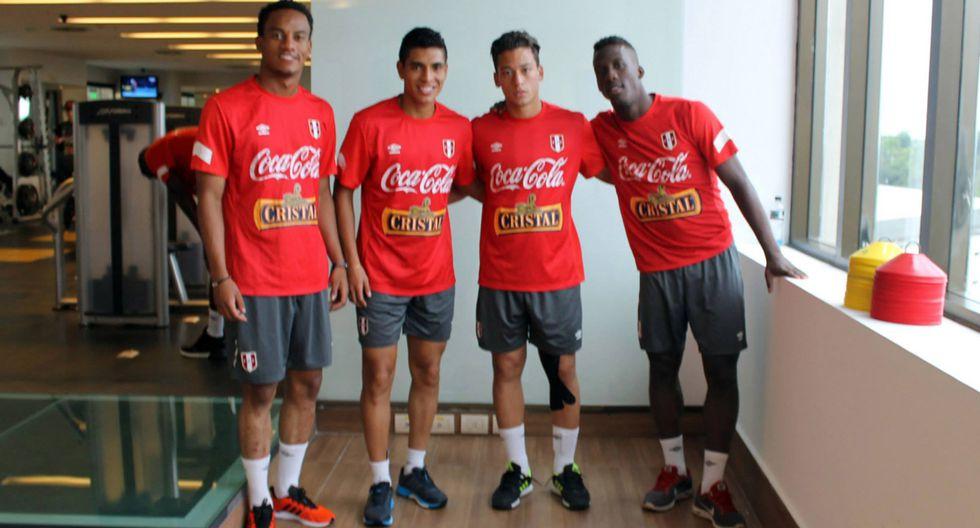 Paolo Guerrero encabeza a los 'extranjeros' de Perú en Luque - 3