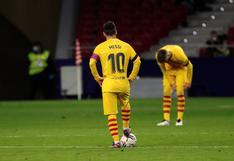 Atlético de Madrid vs. Barcelona: resumen, goles y fotos del duelo por LaLiga