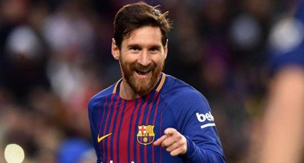 El delantero del Barcelona, Lionel Messi, publicó en redes sociales sobre sus días de descanso en tierras sudamericanas con su familia (Foto: AFP)