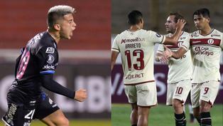 Universitario de Deportes viajó a Ecuador para enfrentar a Independiente del Valle
