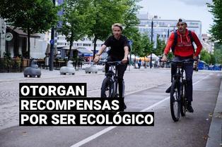 Ciudad de Finlandia ofrece recompensas para que sus habitantes se vuelvan ecológicos