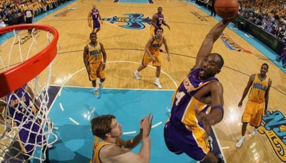 Bryant fue una máquina de anotar puntos durante toda su carrera. (Foto: Getty Images)