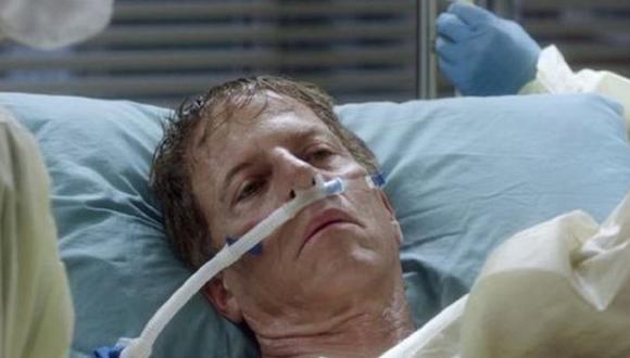 Tom Koracick también pensaba que su hijo todavía estaba vivo (Foto: Grey's Anatomy/ ABC)