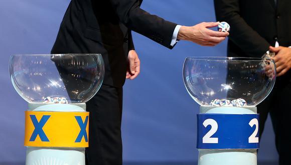 Rusia Mundial 2018: así será la mecánica del sorteo. (Foto: AFP)