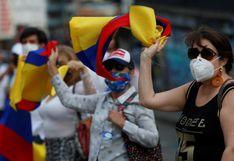 Colombia rebasa los 12.000 muertos por coronavirus en cinco meses de emergencia