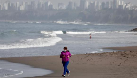 El jueves, las municipalidades de Barranco, Chorrillos y Miraflores reiteraron su pedido de cerrar las playas como medida sanitaria frente al COVID-19