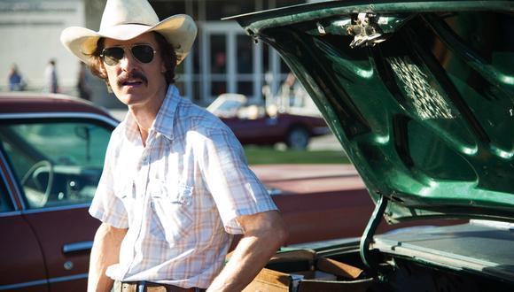Matthew McConaughey contó cómo bajó 23 kilos para su filme