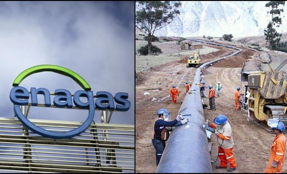 El Gasoducto Sur Peruano (GSP), donde invirtió Enagás, se paralizó luego de que explotara el escándalo de corrupción de la constructora brasileña Odebrecht, uno de los socios de la firma española en este proyecto.