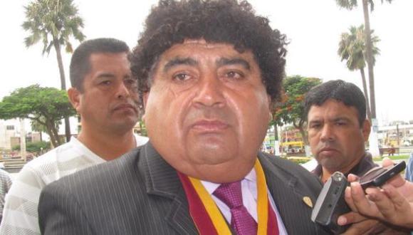 JNE reconoció a Alberto Enríquez como alcalde del Santa