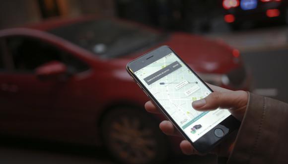 Uber habilitará su servicio UberSOS. (Foto: GEC)