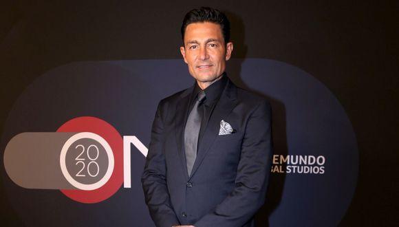Fernando Colunga está feliz de regresar a la Televisión de la mano de Telemundo y encabezando una producción diferente a lo acostumbrado (Foto: Telemundo)