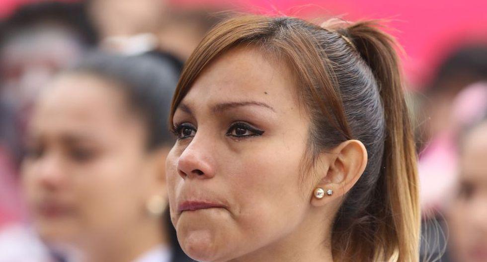 #NiUnaMenos: la emotiva manifestación de presas de Santa Mónica - 5