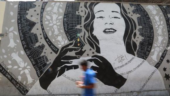 """Hija de Chabuca: """"Agradezco a jóvenes por defender los murales"""""""