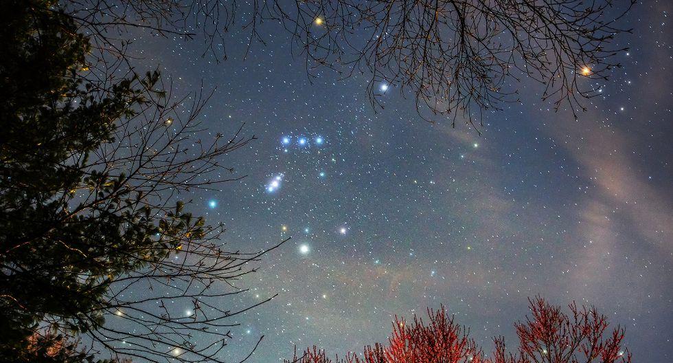 Alpha Orionis es una de las estrellas más estudiadas por los astrónomos. (Foto: NASA)