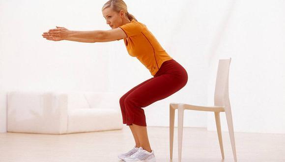 Hacer ejercicio es una buena opción para aprovechar el tiempo en la cuarentena (Foto: freepik)