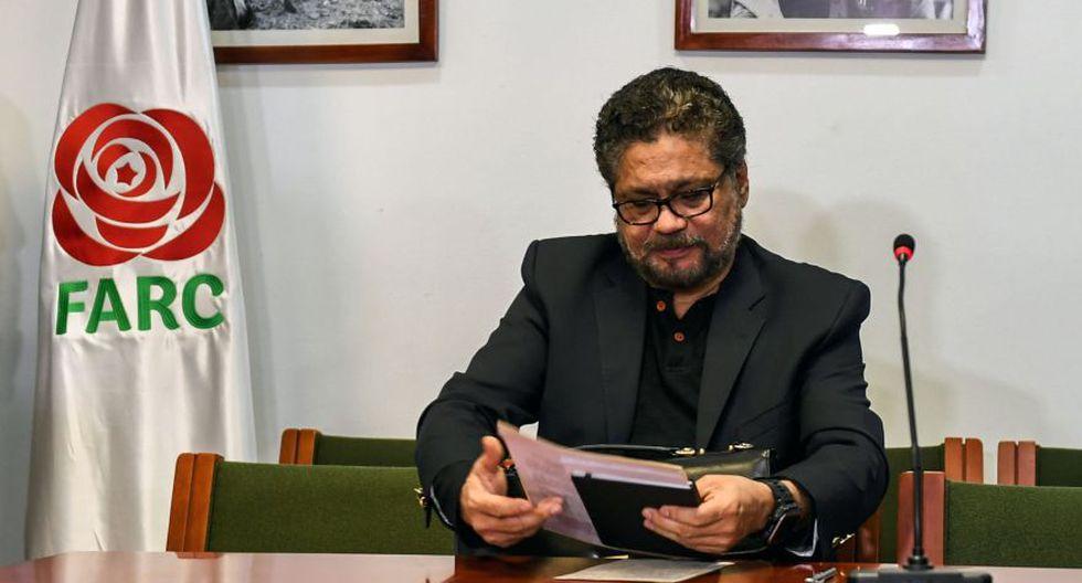 """Ex guerrillero Iván Márquez reitera que fue un """"grave error"""" de las FARC entregar las armas. (Foto: AFP)"""
