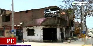 Damnificados por deflagración exigen que todas las casas afectadas sean demolidas