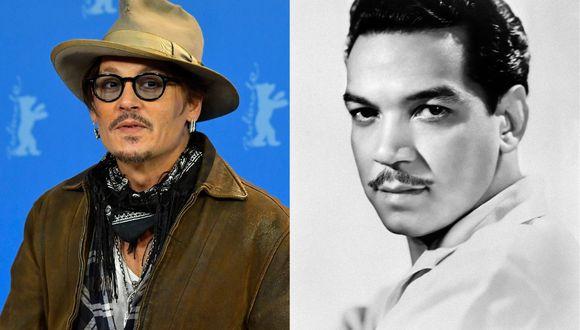 Johnny Depp expresó sus deseos de dar vida a 'Cantinflas'. (Foto: AFP)