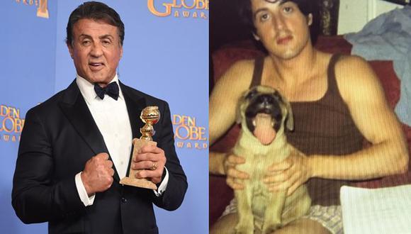 La conmovedora historia de Sylvester Stallone y su perro Butkus