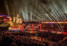 WrestleMania 37: WWE, tras más de un año, volvió a recibir público en un show EN VIVO | FOTOS